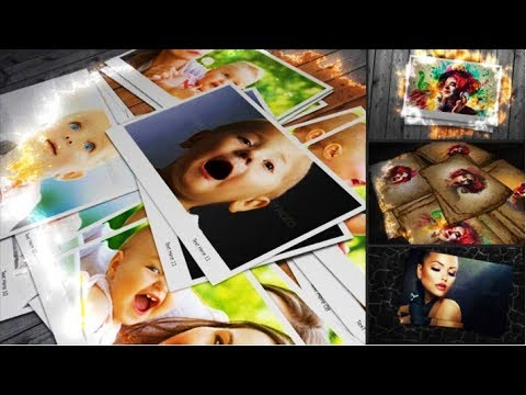 A Touch Of Colour – Adaptive Photo Gallery Videohive – Free