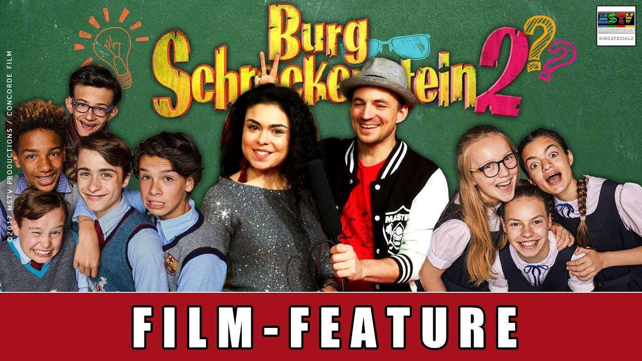Burg Schreckenstein 2 - Film Feature | Henning Baum | Uwe Ochsenknecht