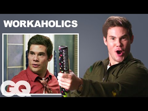 Adam Devine Breaks Down His Most Iconic Characters  GQ