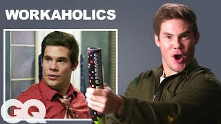 Adam Devine Breaks Down His Most Iconic Characters | GQ