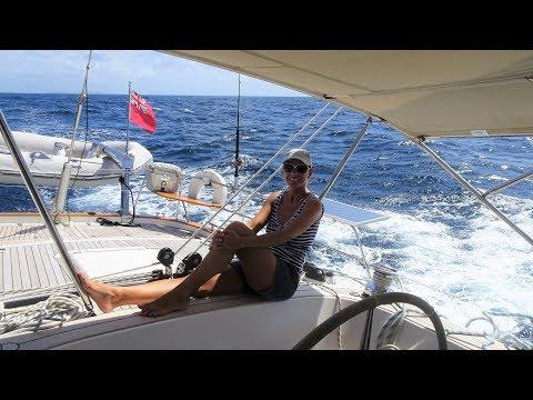 HR54 Cloudy Bay - sailing St.Vincent, Mar 2018