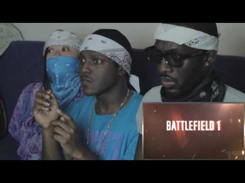 Battlefield 1 Debut Gameplay Trailer (E3 2016) Reaction