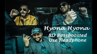 Hoyna Hoyna - Gangleader | 8d BassBoosted | Use Headphone |