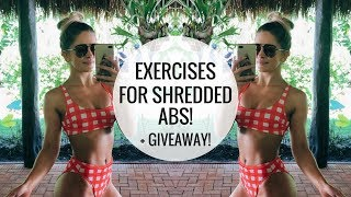 TOP 5 BEST AB EXERCISES