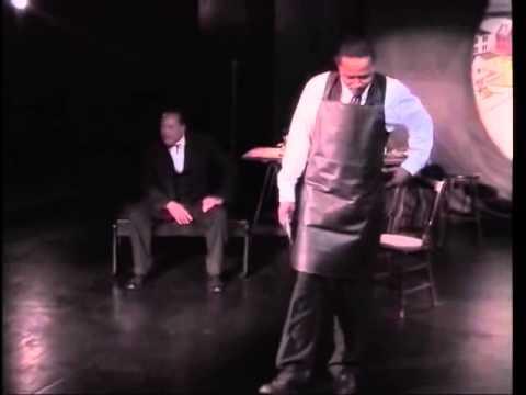 Tuskegee Repertory Theatre - The Broker
