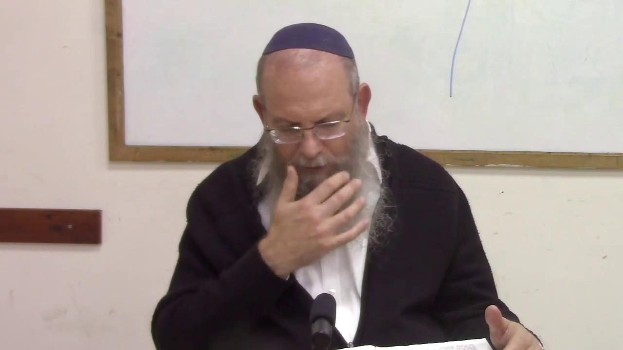 """חומר וצורה ביצירת ישראל - גבורות ה' למהר""""ל - הרב אברהם וסרמן"""