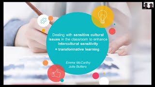 Dealing with sensitive cultural issues in the classroom