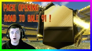 FIFA 17 | PACK OPENING ! ROAD TO BALE 91