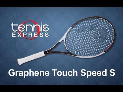 HEAD Graphene Touch Speed S Tennis Racquet Review  Tennis Express