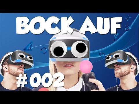 VR Horror? 🎮 Bock auf Tech Talk #002 | Bock aufn Game?