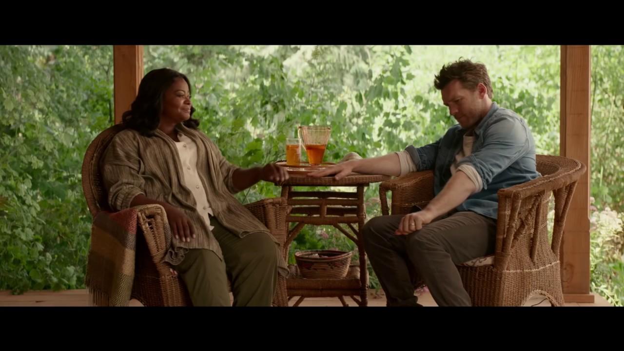 Die Hütte Trailer
