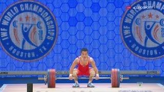 Чемпионат мира 2015. Мужчины в.к. до 56 кг.
