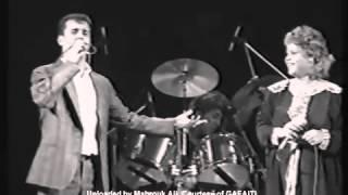Chab Sahraoui  . Chaba Fadela - En Concert à Nanterre, 1988. -