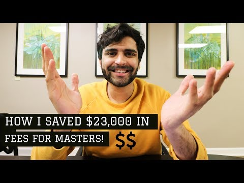 How I saved $23,000 in College Tuition | Credit System explained