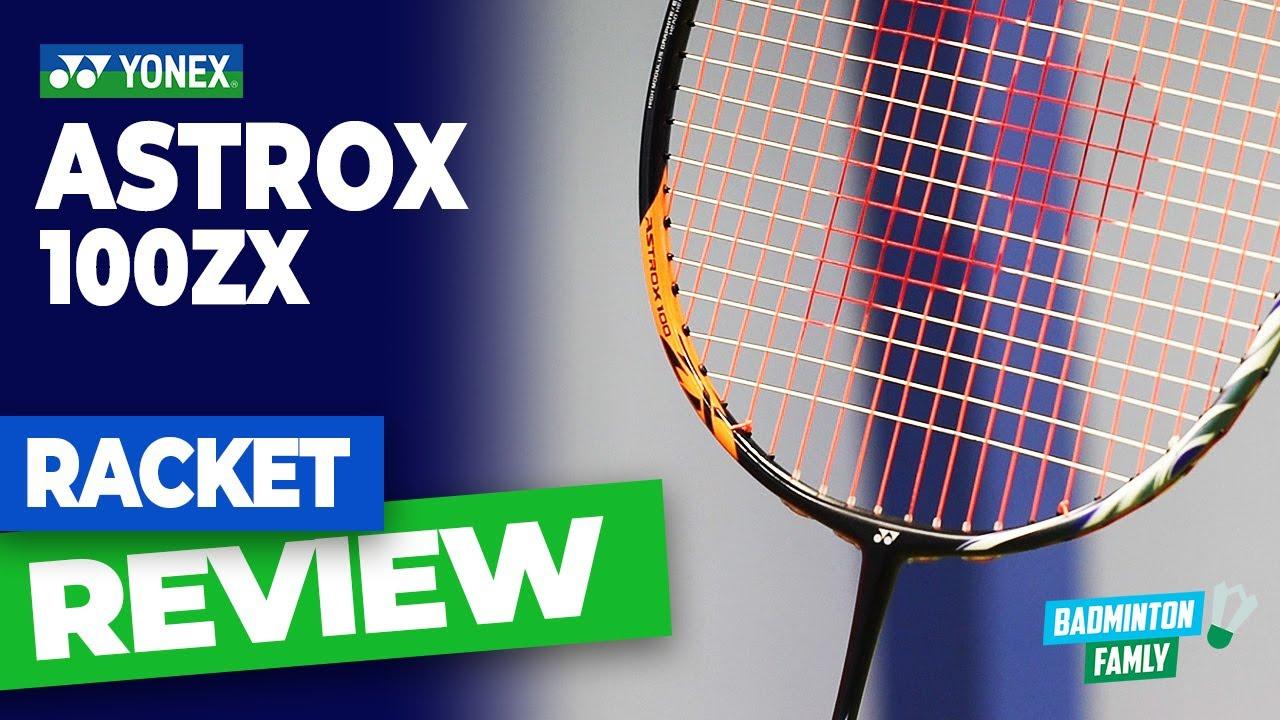 Badminton Racket Review - Yonex Astrox 100ZX