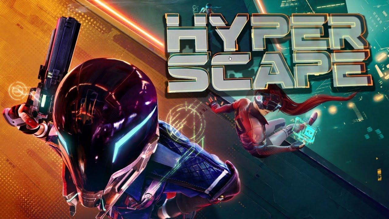 Hyper Scape Live | Short Stream