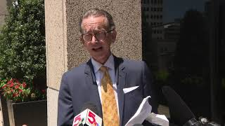 Attorney For Central West End Couple Who Pulled Guns On Protesters Turns Over Handgun, Holds Presser