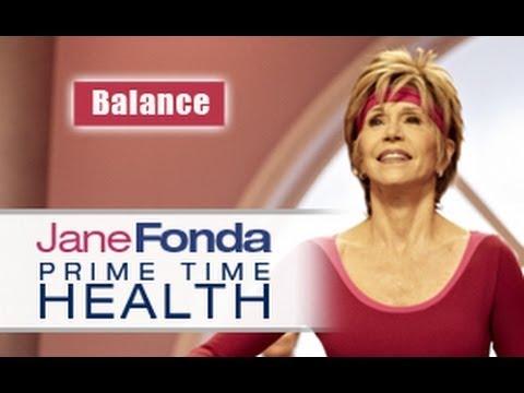 Jane Fonda: Balance- Primetime Health