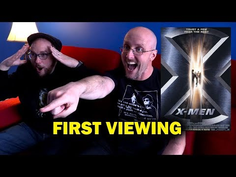 X-Men - First Viewing