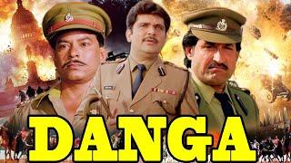 Danga Full Movie   Latest Hindi Action Movie   Bollywood Action Movie   Thriller Movie