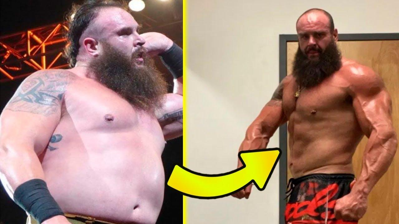 5 TRANSFORMACIONES ASOMBROSAS DE LUCHADORES DE WWE | Parte 3 [RE-SUBIDO]