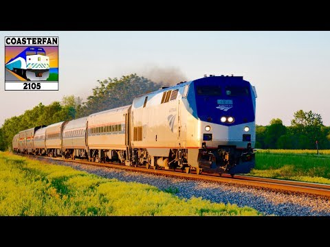Amtrak Midwest Trains