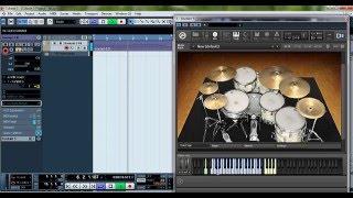 wavesfactory vq drums kontakt demo