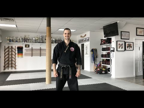 L'introduction de Karate Charlesbourg Rudy Duquet