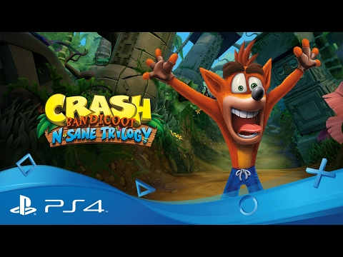 Crash Bandicoot: N. Sane Trilogy | Release Date Trailer | PS4