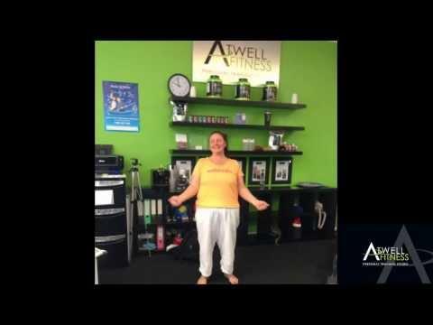 Paula loses 9.0kg in 42 days @  Atwell Fitness Personal Training Studio WA, Perth