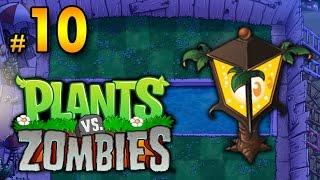 Plantas vs. Zombis│en Español por TulioX│Parte #10