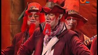 los duendes coloraos pasodoble cayetano carnaval de cadiz 2012
