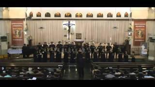 Domenico Bartolucci - Regina caeli - Cappella Victoria Jakarta