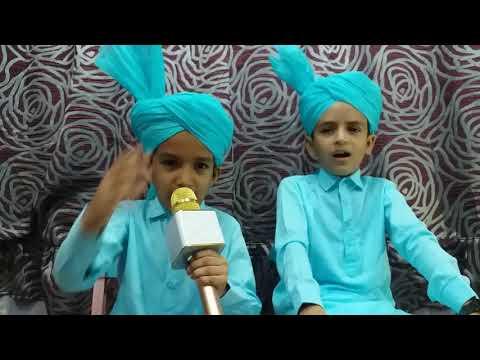 Mere Nabi Lajawab hai | Mohammed Asjad Raza | Ahmed Raza son of Sharjeel Raza