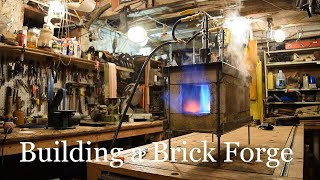 Building a Brick Forge