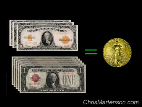Crash Course: Chapter 9 - A Brief History of U.S. Money by Chris Martenson