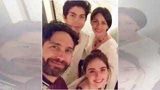 Benny Ibarra y Celina del Villar revelan que luchan por su matrimonio