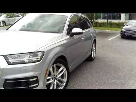 2017 audi q7 quattro prestige for myra youtube. Black Bedroom Furniture Sets. Home Design Ideas