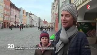 Migrants en Allemagne certaines villes ne veulent des réfugiés