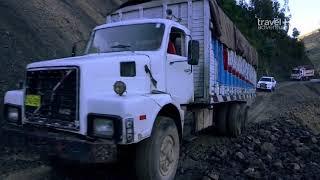 Перу Самые Страшные и Жуткие Дороги в Мире 'Самые опасные путешествия'
