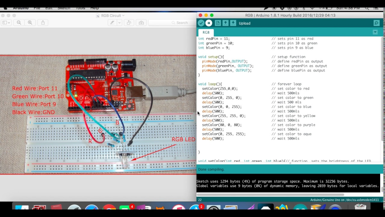 Arduino for kids lesson youtube