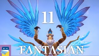 FANTASIAN: Gameplay Walkthrough Part 11 - Lyranodon + Vibra + Royal Capital (by MISTWALKER)