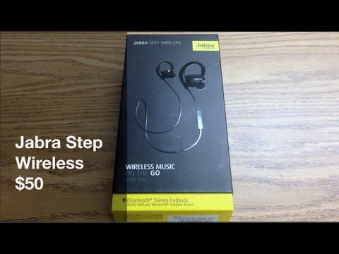 Review Jabra Step Wireless Earphones Youtube