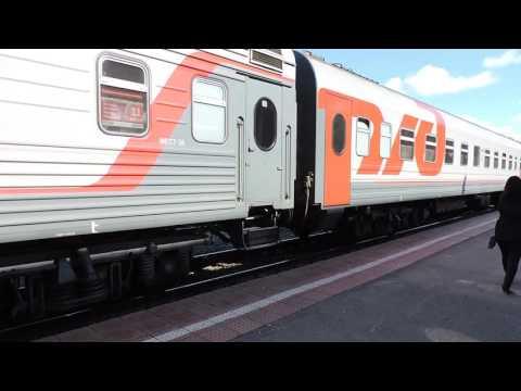 Поезд № 21/22 Ульяновск - Москва - Ульяновск