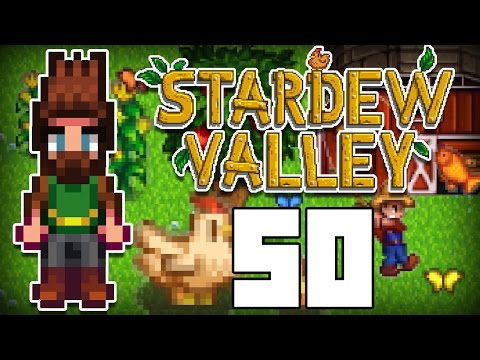 Fall Again - Hutts Plays Stardew Valley [50]