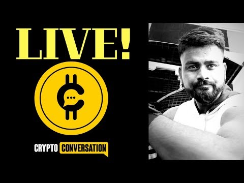 WELCOME TO THE BEGINNING OF A DECENTRALIZED ECONOMY .- LIVE TALK