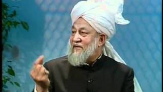 Liqa Ma'al Arab 29th April 1997 Question/Answer English/Arabic Islam Ahmadiyya