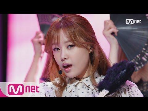 [Song Ji Eun - Bobby doll] Comeback Stage | M COUNTDOWN 160922 EP.493