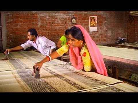 All about Sanganeri Hand Block Printing - Dekha Andekhi (Winner of Best Documentary)