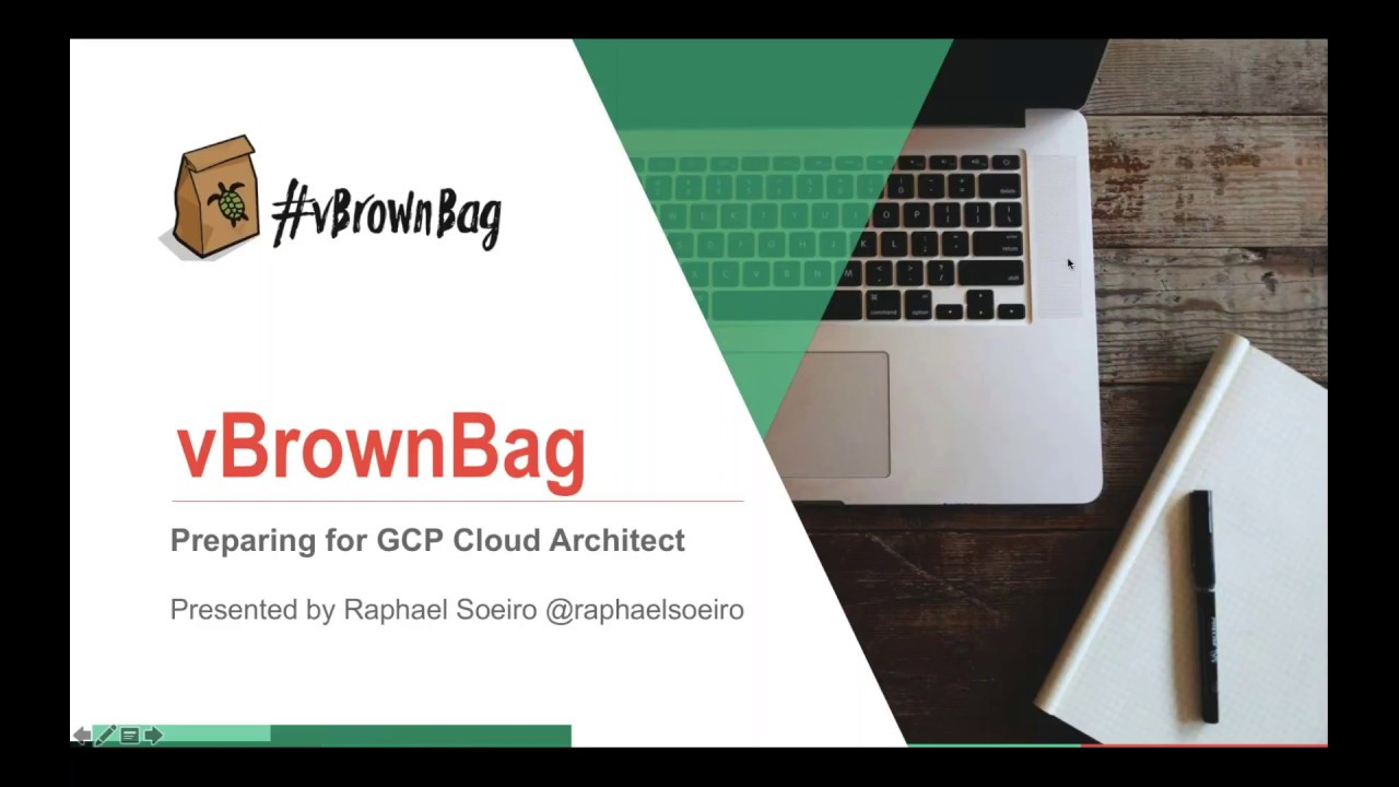 Preparing For The Gcp Cloud Architect Certification With Raphael